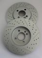 Picture of Pagid YH21139DS C Front Brake Discs 294mm x 22mm