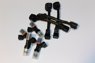 Picture of Bosch 0280158117 550cc Injectors