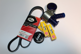 Picture of Performance & Handling (Pulley & Bushes) Package