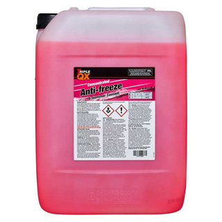 Picture of Triple QX Red Antifreeze 20ltr