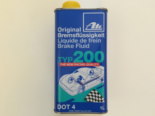 Picture of ATE TYP 200 Racing Fluid Dot 4