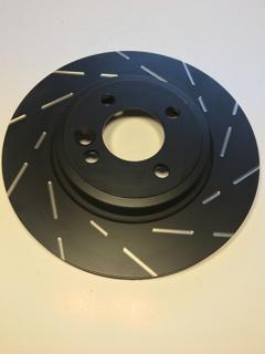 Picture of EBC Front Brake Discs(Pair) MINI One Cooper Cooper S 276m x 22mm