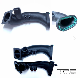 Picture of TPE - CHARGE PIPE KIT R53 MINI COOPER S