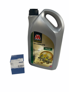 Picture of Oil & Filter Service - R56