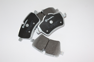 Picture of Brembo High Performance Front Brake Pads