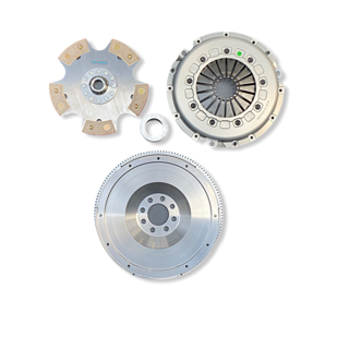 Picture of 1320 TTV 230mm Flywheel & Race Clutch - R53