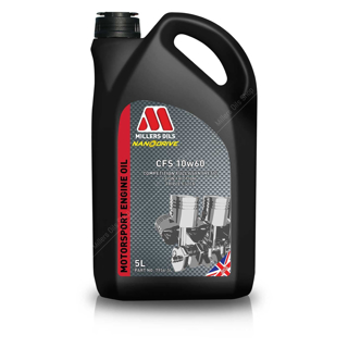 Picture of Millers Oils NANODRIVE 10w60 - 5 litre