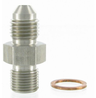 Picture of GT Oil Feed Union 7/16x24 TPI