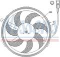 Picture of Nissen - Radiator Fan - R56